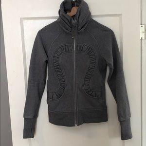 Lululemon Athletica zip up sweatshirt